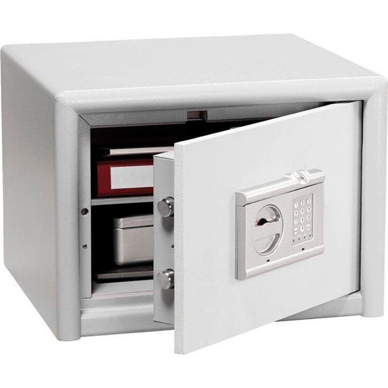 tresor combi line mit zahlenschloss und fingerprint cl 4. Black Bedroom Furniture Sets. Home Design Ideas