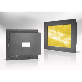 20 Panel Mount Monitor / Touch Screen