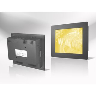 6,5 Panel Mount LCD Monitor, 640x480, 4:3