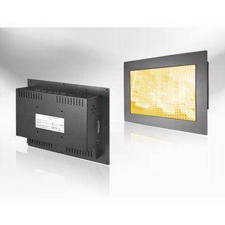 12,1 Panel Mount LED Monitor, 1280x800