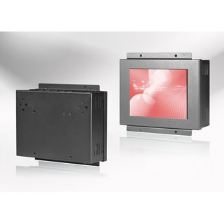 10,1 Chassis Rear Mount LED Monitor, 1366x768