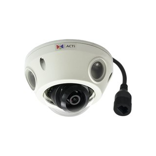2 MP Mini Dome Kamera Outdoor - ACTi
